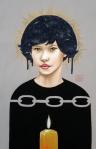 Value art by artist Sara Drescher to help raise money for children in poverty