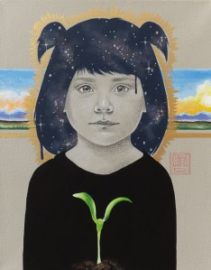 art for a cause by artist Sara Drescher